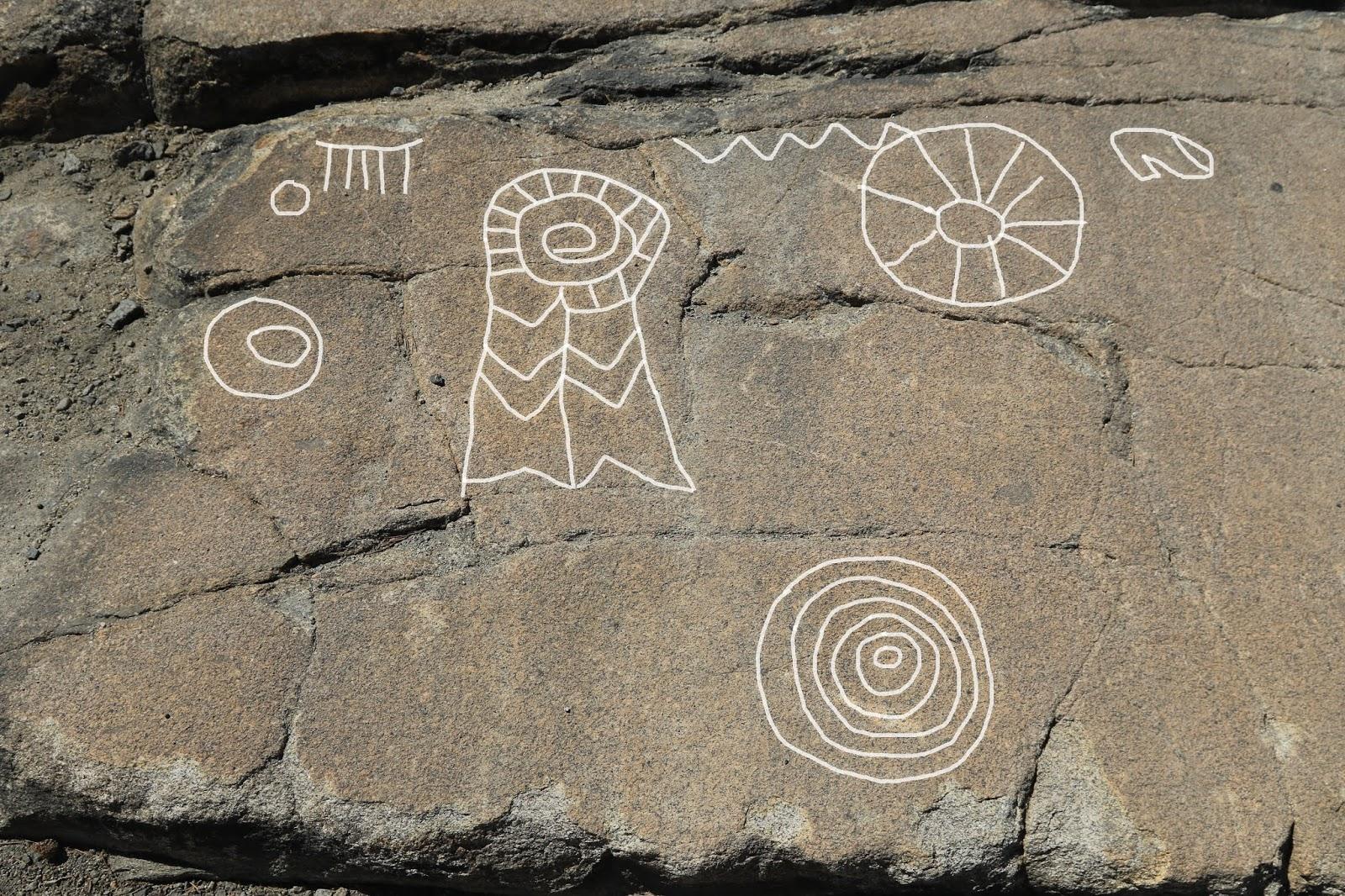 Gjhikes Com Donner Pass Petroglyphs