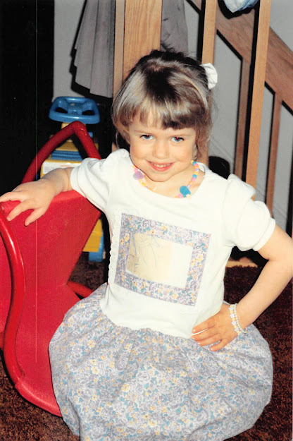 My personal style journey as a child #personalstyle