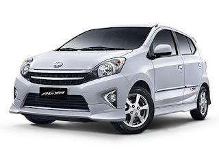 Toyota Agya TRD S A/T