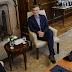 El presidente Macri recibió a Inés Weinberg de Roca