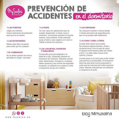 mysalus mimuselina blog prevenir accidentes en el dormitorio del bebé