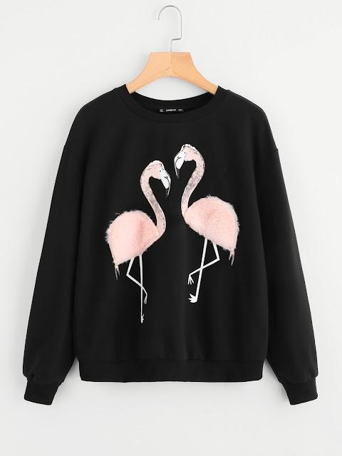 http://shein.com/Faux-Fur-Flamingo-Sweatshirt-p-389960-cat-1773.html?utm_source=dogonicpasje.blogspot.com&utm_medium=blogger&url_from=dogonicpasje