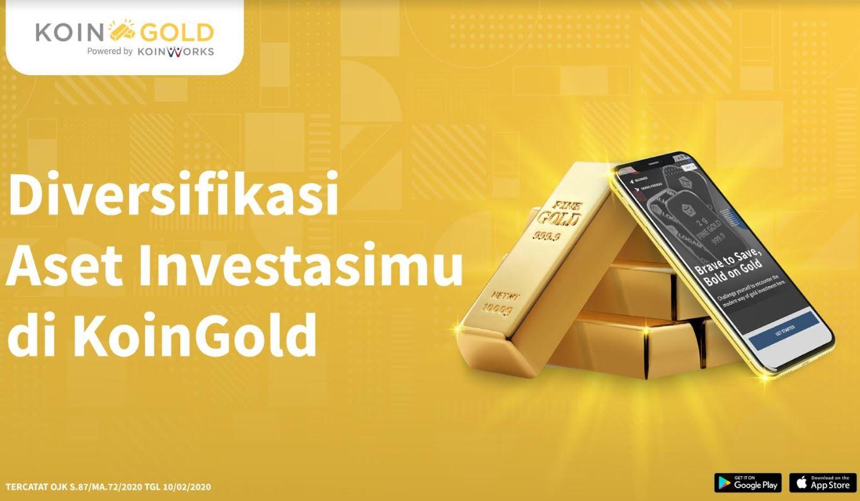 Diversifikasi Asetmu dengan KoinGold di KoinWorks