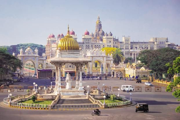 Mysore, Cleanest City Of India