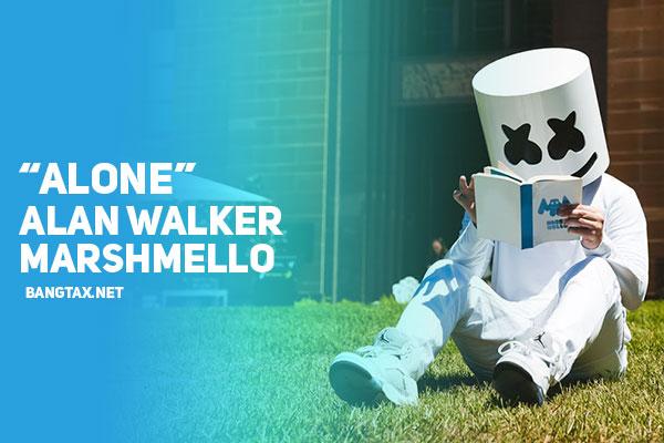 Marshmello Alone Vs Alan Walker Alone