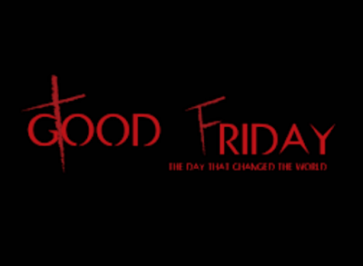 Good Friday 2018 Sayings