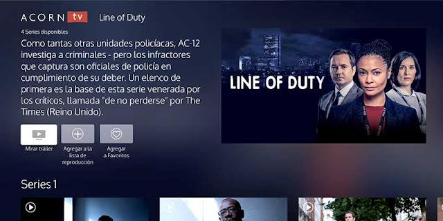 Acorn TV, España, series, Los Lunes Seriefilos