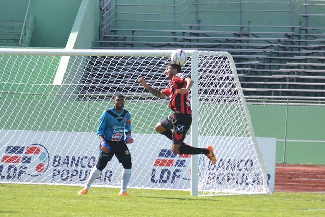 Gol de Copetti da un triunfo a Bauger FC
