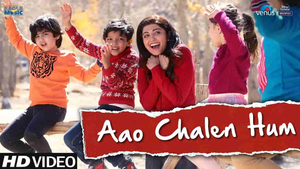 Aao chalen hum lyrics Hungama 2 Nakash Aziz x Antara Mitra Hindi Bollywood Song