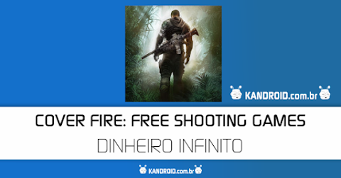 Cover Fire v1.15.0  Apk + Data Mod [Dinheiro] - Download Android