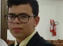Dona Inês/PB: Jovem de 18 anos lança candidatura a vereador