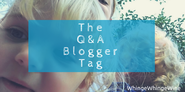 The Q&A Blogger Tag: All about ME