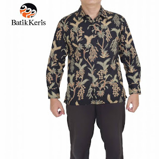 batik keris pria 2018