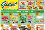 Katalog Promo Giant Weekend 24 - 27 Januari 2020