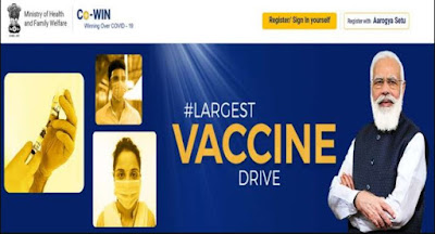 Covid19 Vaccine Registration For 18 - 44 Age Group Start From Today