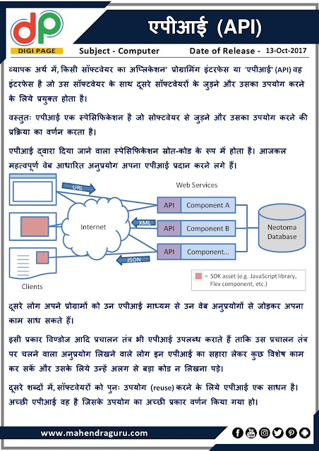 DP | Application Programming Interface (API) | 13 - 10 - 17