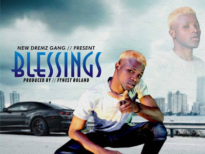 DOWNLOAD MP3: AbbeyNincy – Blessings (Prod. By Fynest Roland)