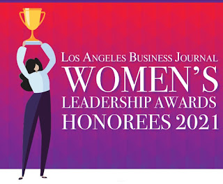 Mary Cummins, nominee, los angeles business journal, women's leadership award, los angeles, california, real estate, appraiser, appraisal