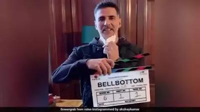 The shooting of Akshay Kumar film Bell Bottom has started
