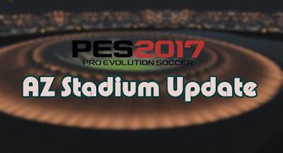 AZ Stadium Pack Update Season 2021