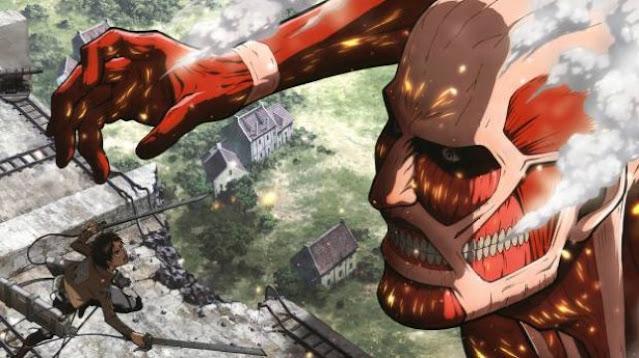 تحميل لعبة Attack on Titan مجانا للاندرويد 2021