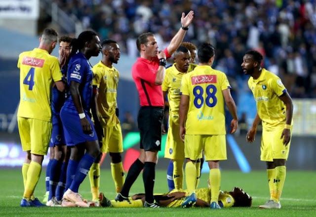 موعد مباراة الهلال والتعاون اليوم في الدوري السعودي يلا شوت جوال