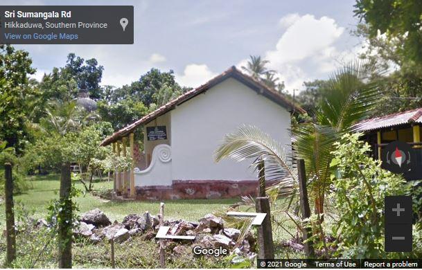 Birthplace of Hikkaduwe Sri Sumangala Thera