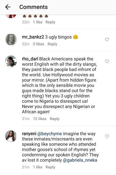 Nigerians drag American rap group, 'Migos' for saying