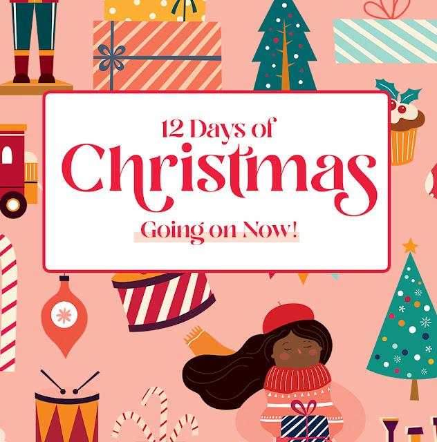 ScrapbookCom 12 Days of Christmas