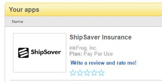ShipSaver Shipping Insurance for Etsy and Ebay