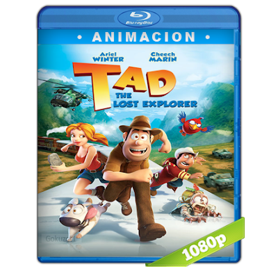 Tadeo Jones Y El Tesoro De Los Incas (2012) BRRip Full 1080p Audio Trial Latino-Castellano-Ingles 5.1