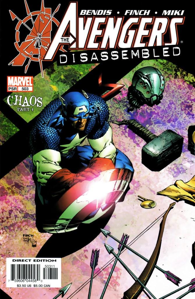 comic avengers disassembled bahasa indonesia