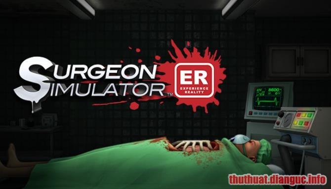 Download Game Surgeon Simulator Full Crack
