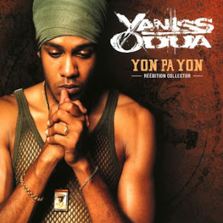 Pochette de l'album Yannis Odua : Yon Pa yon réedition collector