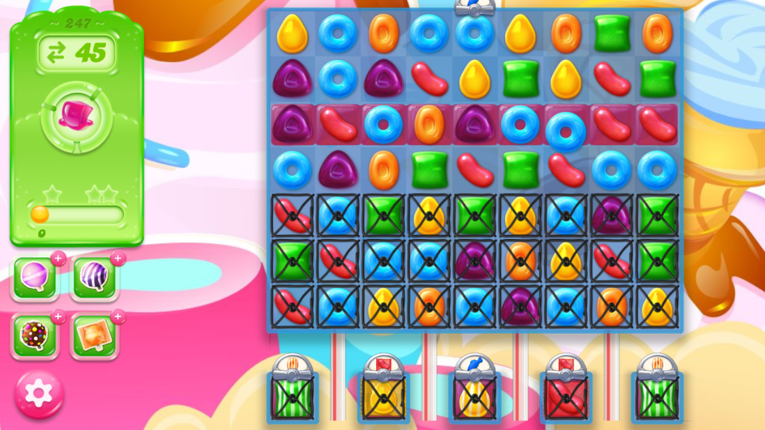 Candy Crush Jelly Saga 247