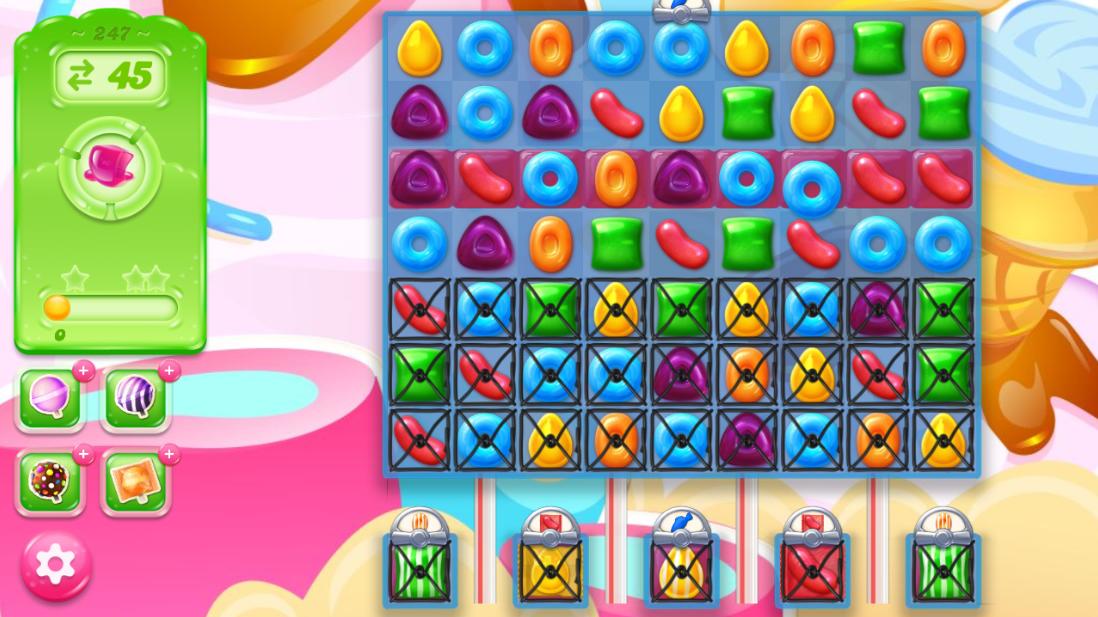 Candy Crush Jelly Saga 247