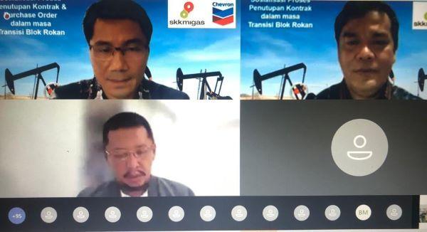 Siapkan Alih Kelola WK Rokan, SKK Migas Minta Chevron Selesaikan Hak dan Kewajiban Vendor