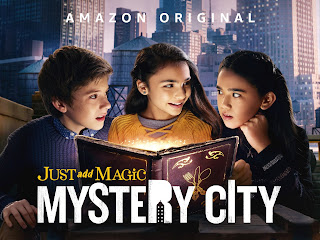 Just Add Magic Mystery City S01 Hindi Complete Download 720p WEBRip
