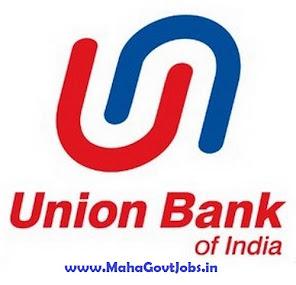 Union Bank of India Recruitment, Union Bank Recruitment