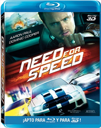 Need for Speed 2014 Dual Audio Hindi 720p BluRay 1.1GB