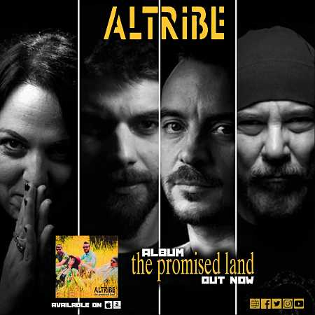 "ALTRIBE: Ακούστε το ""The Promised Land"" από το ομώνυμο άλμπουμ"