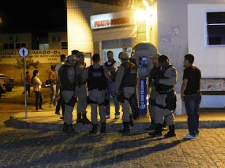 Bandidos morrem em confronto com a Polícia