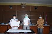 Bupati Lombok Utara Tandatangani MoU dengan UNU NTB