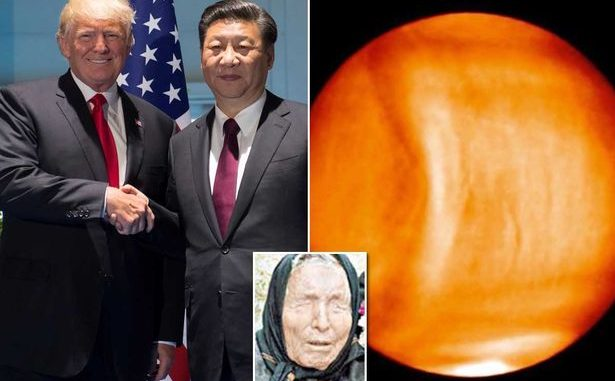 Baba Vanga Predicts China Will Become World's Super Power In 2018