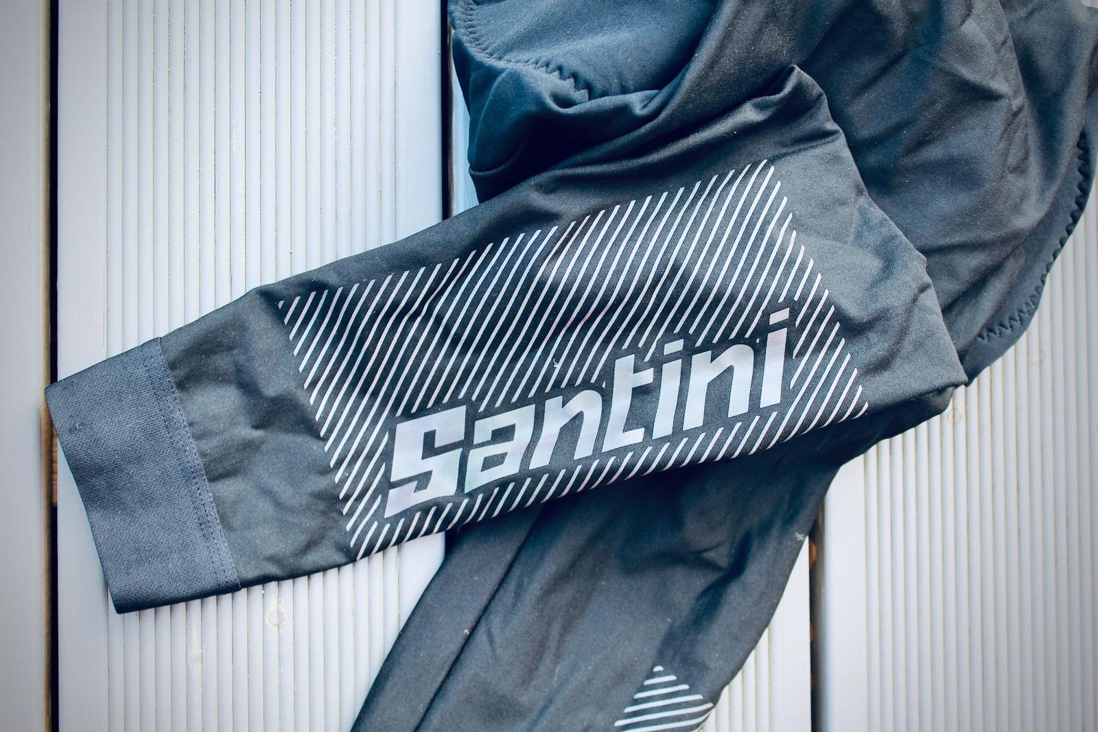 Santini Adapt Winter Cycling Bib Tights