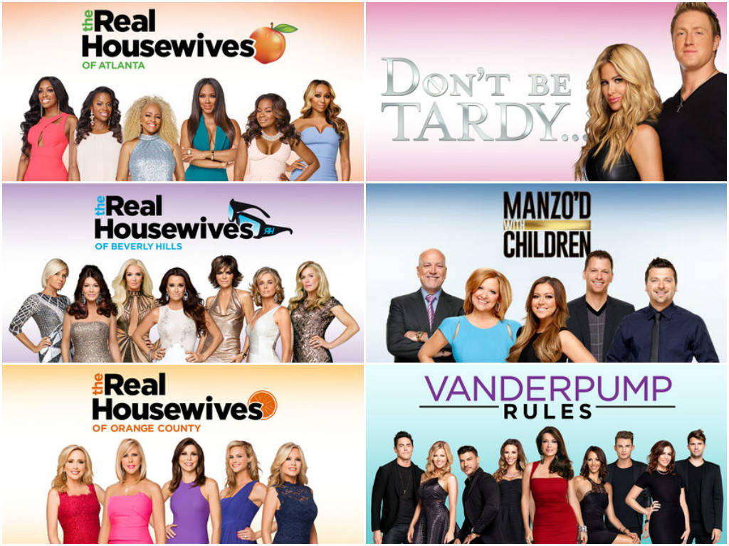 Irealhousewives the 411 on american international real housewives bravo greenlights six new - Reality tv shows ...