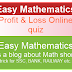 Online Quiz for Profit and Loss