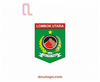 Logo Kabupaten Lombok Utara Vector Format CDR, PNG