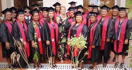 Palau Graduates