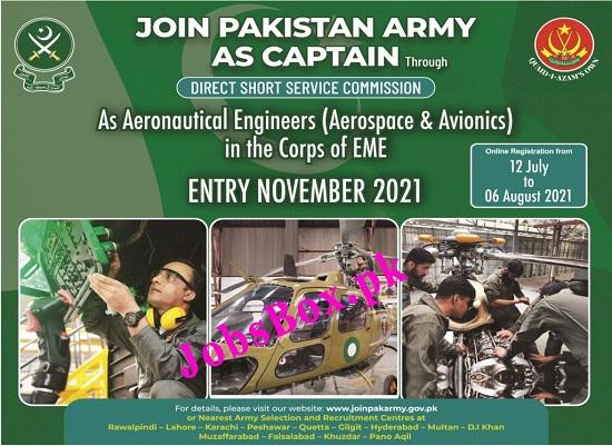 pakistan-army-as-captain-pak-army-jobs-2021-latest-advertisement